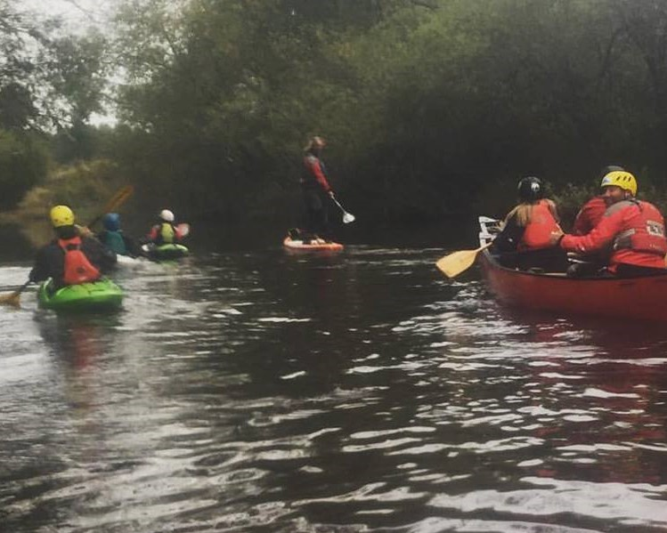 Sheltered Water Canoe and Kayak Assessment