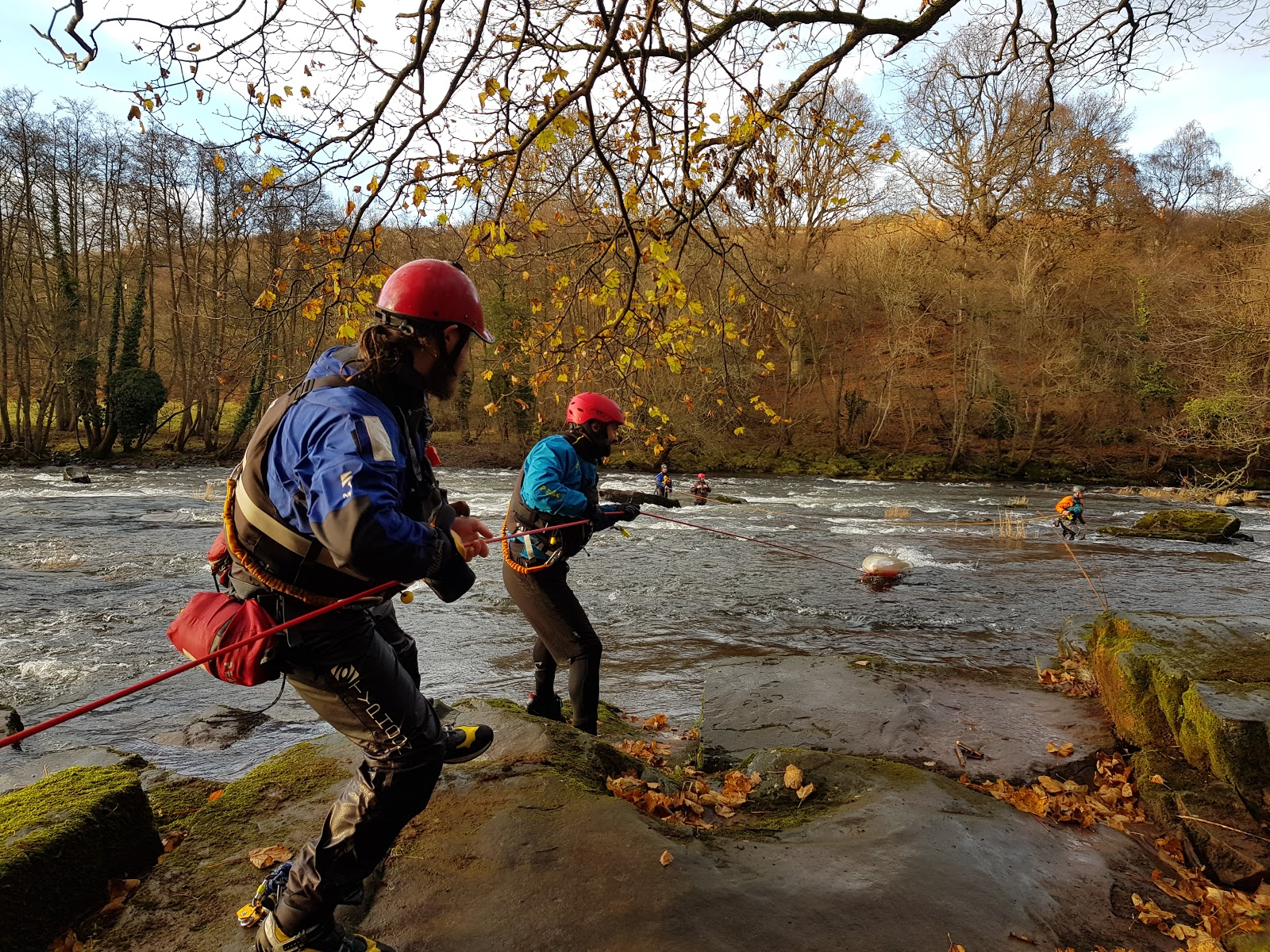 Whitewater Rescue Technician - Pro 3