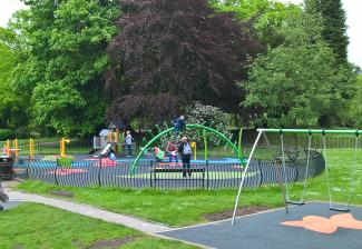 Activity Park and Play Areas