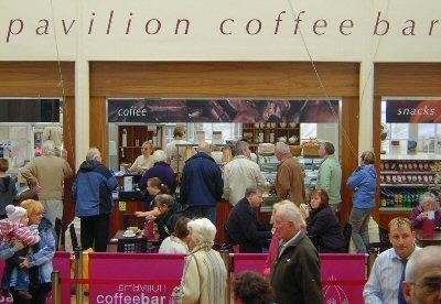 Pavilion Coffee Bar